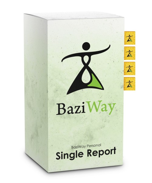 BaziWay Personal Single Report